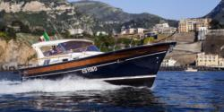 Boat to hire for the day from Sorrento for a private tour of Capri Island / Amalfi Coast or Naples Bay- Max.  12 people